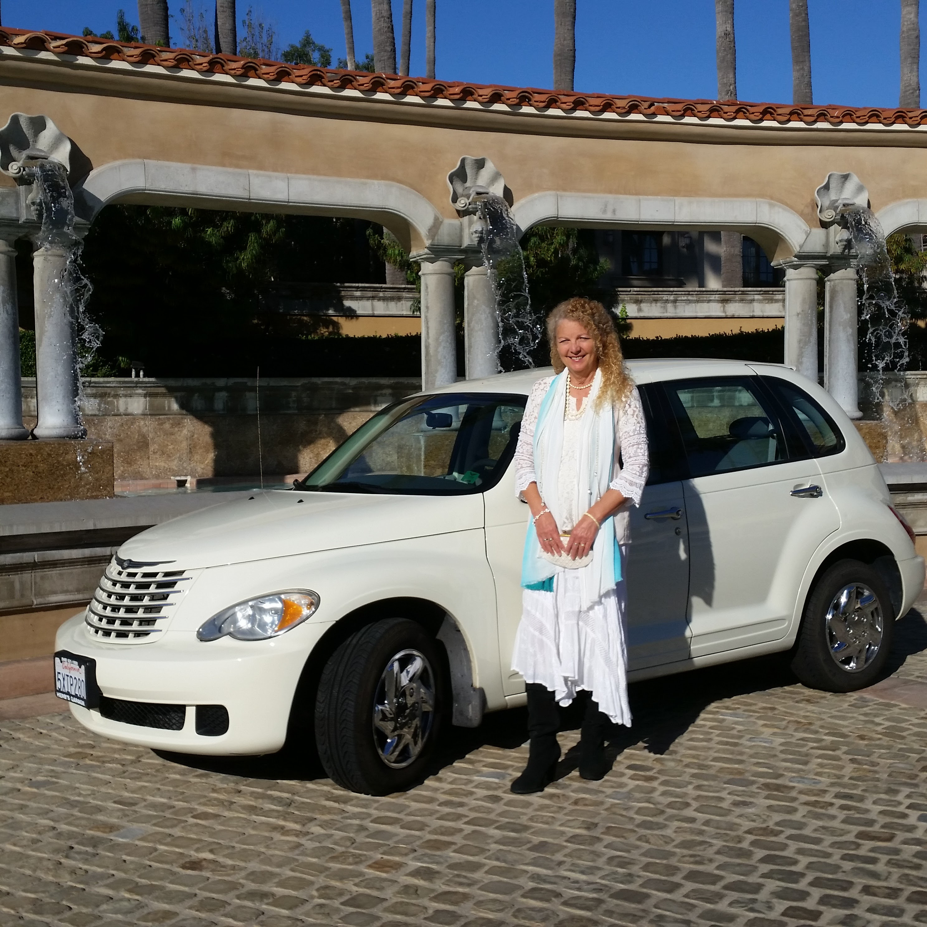Reverend Kathleen S White Wedding Mobile At The Ritz Dana Point California